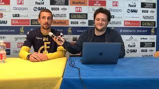 Scopriamo il Modena Fc - Intervista Stefano Berni