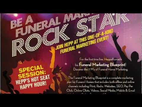 Be A Funeral Marketing Rock Star | Funeral Conferences & Seminars 2013
