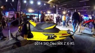 7. 2014 Ski-Doo MX Z X RS