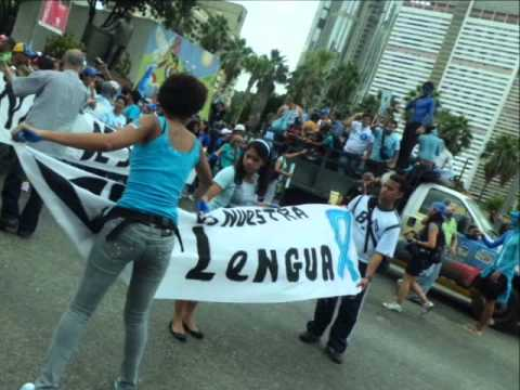 Marcha por Dia Internacional de Sordos_2011