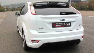 Ford Focus ST 225 / XR5 Performance Exhaust by Cobra Sport Exhausts