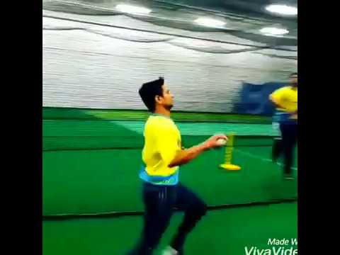 Arsalanahmad swing bowling