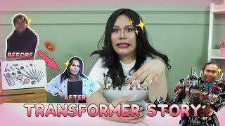 Video TRANSFORMER STORY   STASYA BWARLELE #TRUESTORY #STORYTELLING MP3, 3GP, MP4, WEBM, AVI, FLV Agustus 2019