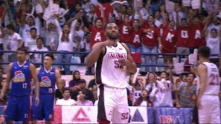 The unstoppable Mike Harris in Q3! | PBA Governors' Cup 2018 Finals