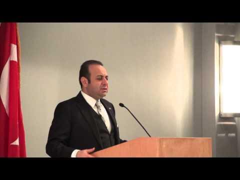 Bağış'ın ATAA Konferansı'nda ki Konuşması (İngilizce)
