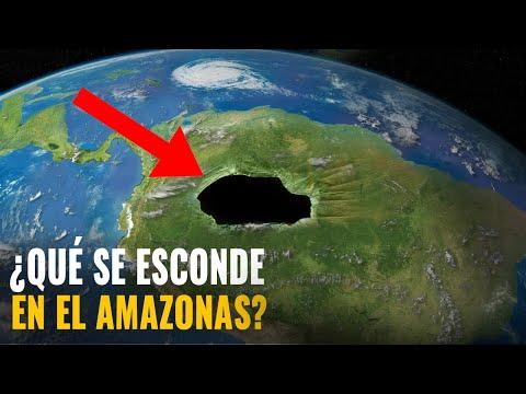 9 Misteriosos Descubrimientos EN EL AMAZONAS