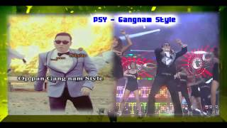 Gangnam Style Karaoke ♪ ♫ YouTube video