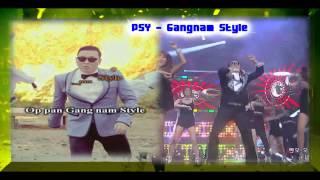 Gangnam Style Karaoke ♪ ♫ YouTube video