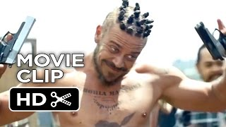 Nonton Chappie Extended Blu Ray Release Clip   Gunfight  2015    Neill Blomkamp Sci Fi Action Movie Hd Film Subtitle Indonesia Streaming Movie Download