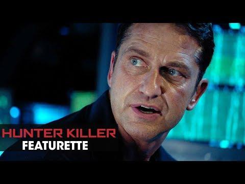 "Hunter Killer - Featurette ""Beneath the Surface""?>"