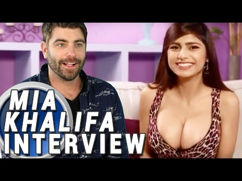 Video MIA KHALIFA FAKE INTERVIEW w. Michael McCrudden download in MP3, 3GP, MP4, WEBM, AVI, FLV January 2017