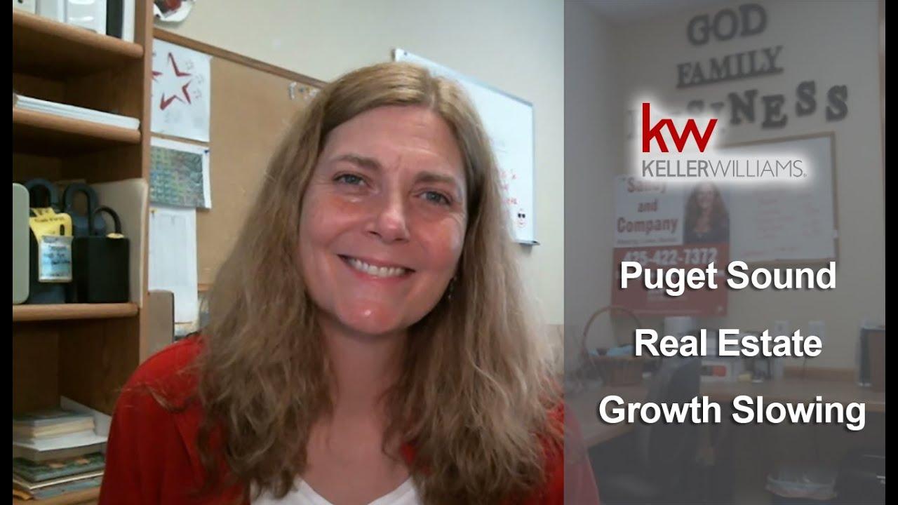 Puget Sound Real Estate Market Update