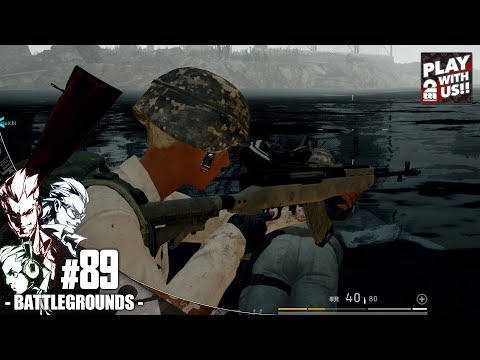 #89【tps】gesu4の「playerunknown's Battlegrounds(pubg)」【2bro.】