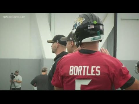 Blake Bortles agrees to play with L.A. Rams