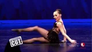 Come to the Cabaret - Maddie Ziegler -  Full Solo - Dance Moms: Choreographer's Cut
