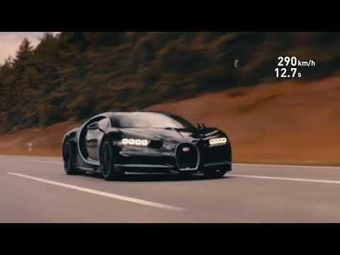 Bugatti «πιάνει» τα 400χλμ./ώρα σε 32,6 δευτερόλεπτα