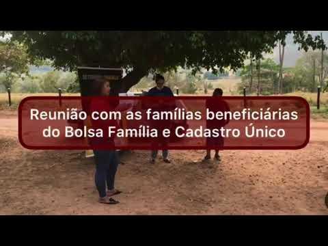 Reunião com as famílias beneficiárias do Bolsa Família e Setembro Amarelo Comunidade Roncador