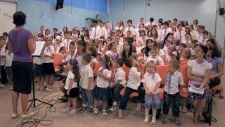 Serbarea copiilor 2010