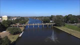Natchitoches (LA) United States  City new picture : Cane River in historic downtown Natchitoches, Louisiana