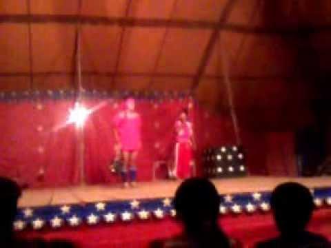 Circo Holiday   Sandy e júnior em Lapão Bahia