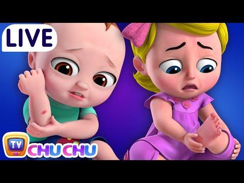 ChuChuTV Hindi Rhymes for Children Live Stream