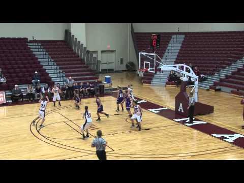 Alma College Women's Basketball vs Defiance College - December 21, 2011
