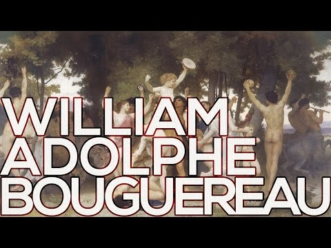 Adolphe William Bouguereau: A collection of 233 paintings (HD)