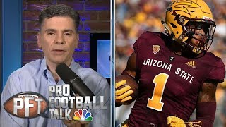 PFT Overtime: Patriots had higher grade for N'Keal Harry | Pro Football Talk | NBC Sports