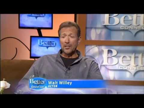 Walt Willey on WFSB in Connecticut original airdate 02/14/13