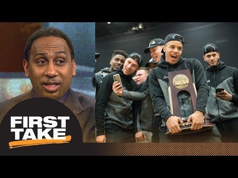 Stephen A. Smith Doesn't Want Loyola-Chicago In National Championship | First Take | ESPN