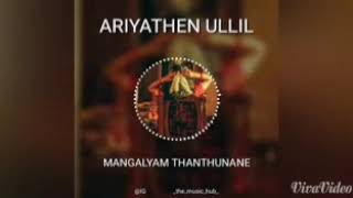 Video Mangalyam Thanthunanena Theme Song Shyamambram MP3, 3GP, MP4, WEBM, AVI, FLV April 2019