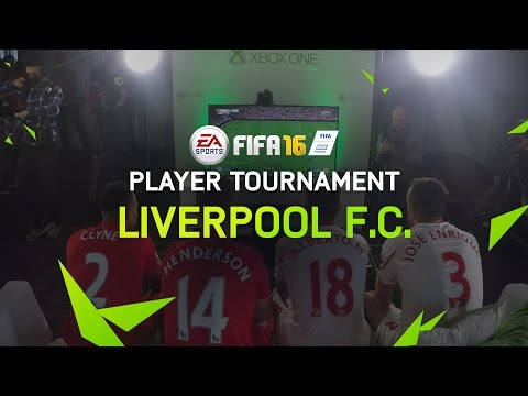 FIFA 16 - Liverpool F.C. Player Tournament - Henderson, Clyne, Enrique, And Moreno