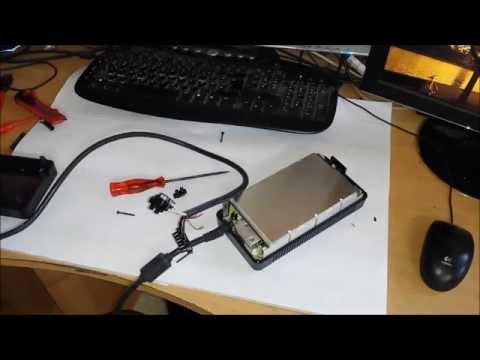 Altes Dell-Laptop Netzteil als schaltbare 12v Stromquelle