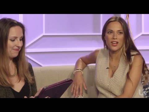 WATCH:   Jana Kramer get quized on her baby product knowledge