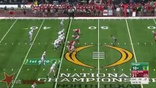Michael Bennett vs Oregon (2014)