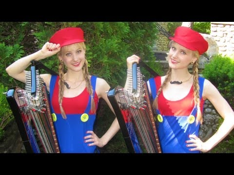 Mario Medley Cover by Camille And Kennerly