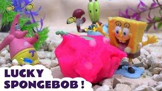 Lucky Spongebob
