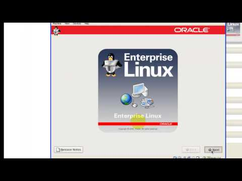 Oracle Enterprise Linux 5 Installation on Virtual Box