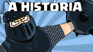 http://bit.do/FatosClashers2Baixe Onefootball __________________________________________Confira no Vídeo A História do Megacavaleiro do Clash Royale ! :D   Participações do Príncipe das Trevas,Cavaleiro, Mestre Construtor, Mago e Muito Mais! Assista ! :)META 50 MIL LIKES Para a Próxima História que Será : A História do Exército de Esqueletos ! :o