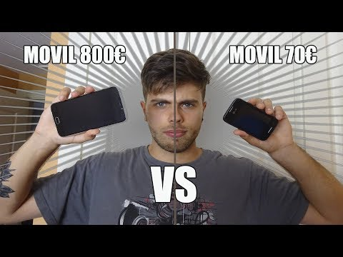 MOVILES CAROS VS MOVILES CHINOS  MI EXPERIENCIA
