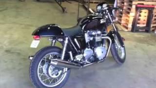 5. Triumph Thruxton 900