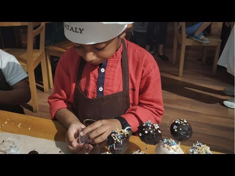 Eataly Mall Of Qatar | Kids Cooking Class At Eataly | Eataly Qatar | إيتالي الدوحة قطر /مولقطر مول