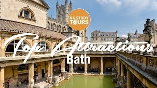 Bath United Kingdom  City pictures : Bath Top Attractions - UK Study Tours