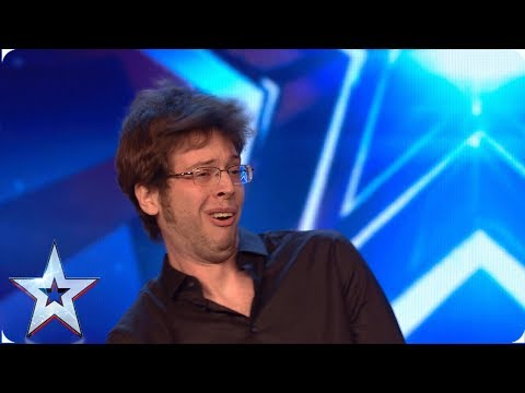 Guy shows that FART is ART with musical flatulence | Auditions | BGT 2019
