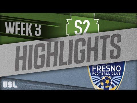 Seattle 2 - Fresno 0:1. Видеообзор матча 29.03.2018. Видео голов и опасных моментов игры