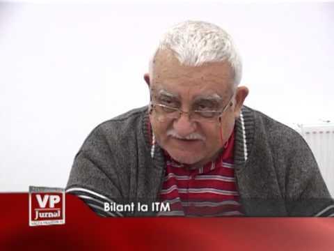 Bilanț la ITM