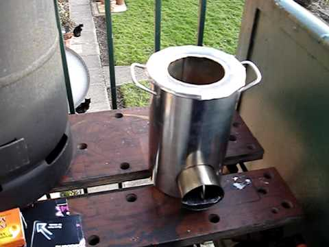 rocket stove 5