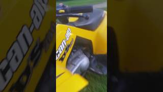 10. Can-am DS 250 review