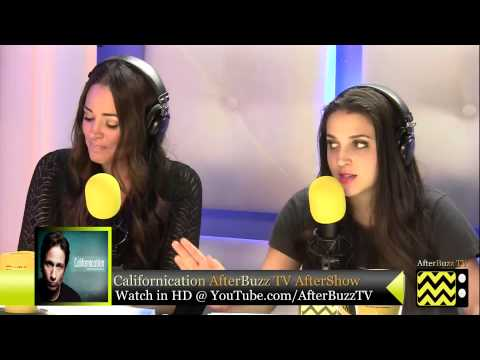 """Californication  After Show  Season 6 Episode 8 """"Everybody's a F. Critic"""" 