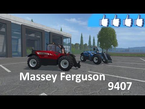 Massey ferguson 9407 v2.0